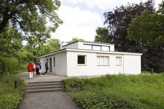 Das Haus am Horn in Weimar