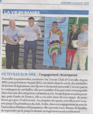 2019-07-05 Article Courrier Cauchois