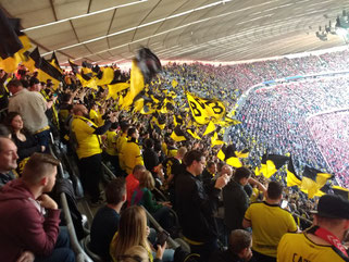 FC Bayern München - Borussia Dortmund am 08. April 2017