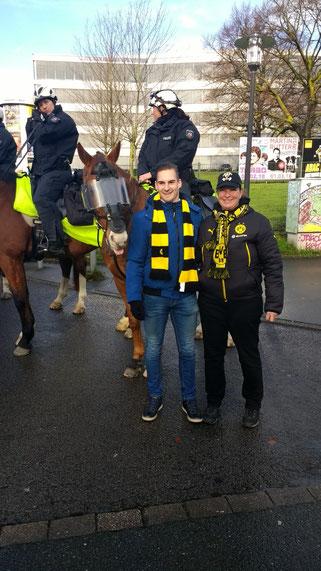 BVB - Schalke 04 am 25. November 2017