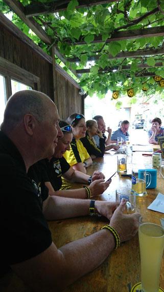 Sommerfest der BVB Maniacs Steiermark am 30. Juni 2018