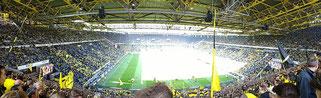 Borussia Dortmund - 1899 Hoffenheim am 06. Mai 2017