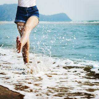 Wie gut Meeresklima tut, weiß jeder. Doch auch einfache Salzinhalationen über wenige Minuten haben ebenfalls große Effekte auf die Gesundheit.