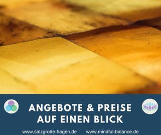 Salzgrotte SALINUM Hagen, Mindful Balance Gesundheitsprävention, Christina Gieseler