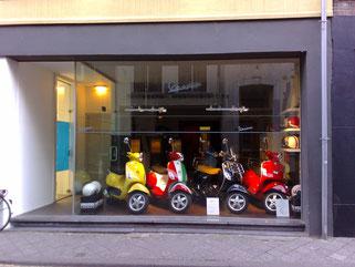 Vespa Shop