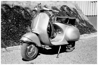 Vespa Oldtimer Modelle