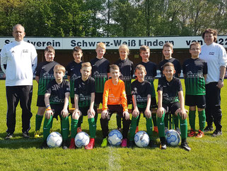 JSG SV SW Lindern / SV Frisia Vrees E2