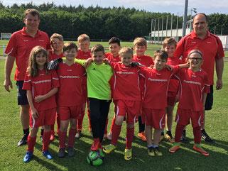FC Sedelsberg/Neuscharrel E2