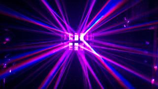 LED Sunbeam Lichteffekt mieten