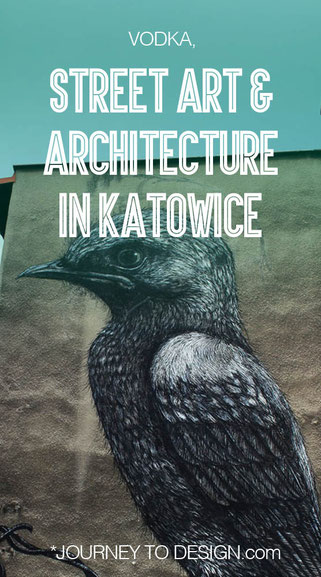 Architecture and Street Art in Katowice