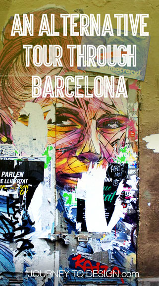 Alternative Barcelona tour