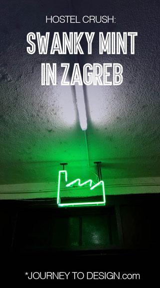 Hostel Crush: Swanky Mint in Zagreb