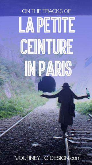 Exploring La Petite Ceinture in Paris