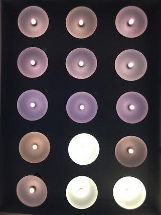 Lamps at SPOT