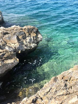 Ocean in Rovinj