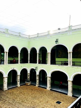 Museum in Merida
