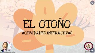 """TRABAJAMOS """"EL OTOÑO"""""""