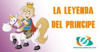 La leyenda del príncipe