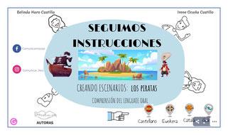 """SEGUIMOS INSTRUCCIONES """"Los piratas"""""""