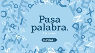2º de Primaria - JUEGO PASAPALABRA
