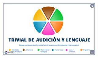 TRIVIAL DE AUDICIÓN Y LENGUAJE