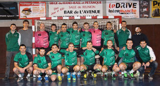 Seniors garçons 1 Championnat prénational