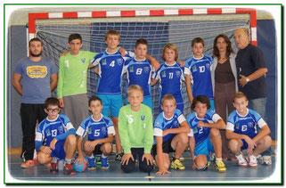 -14 Garçons Championnat excellence départemental