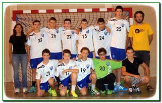 -15 garçons championnat de Ligue