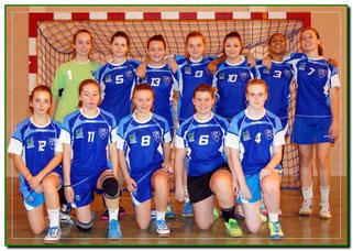 -16 filles Championnat départemental