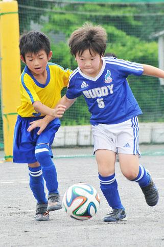 U8 練習試合
