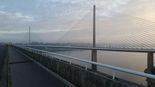 Bridge at Brest Paris-Brest-Paris 2015