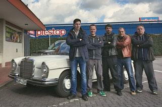 M.Koschenz, K.Schäfer, F. de Nicolo, M.Hümpel, M.Zaczek