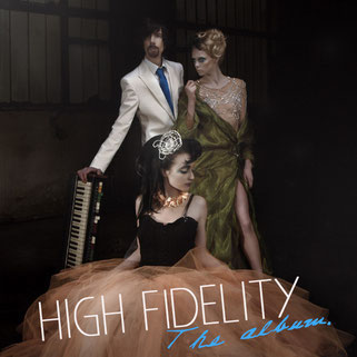 Martin 101 - High Fidelity - album artwork