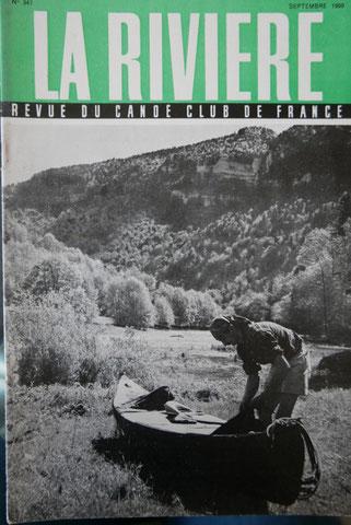 revue La Rivière n° 347, 1950
