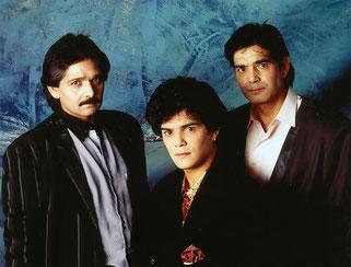 Julio, Junior y Emilio (1991 /  Madrid )