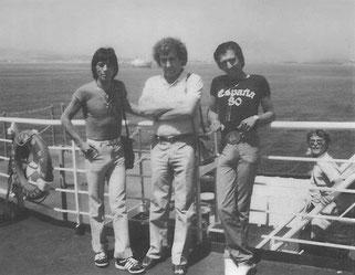 EL Jeros, Jesús Camacho y el Beibi de vuelta Cádiz