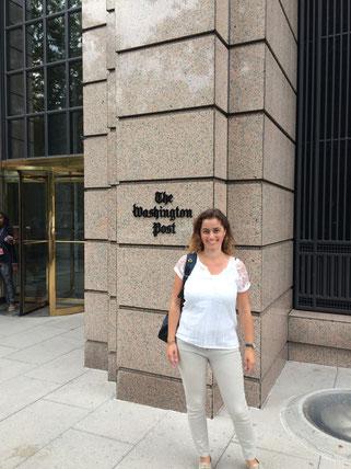 Op bezoek bij The Washington Post
