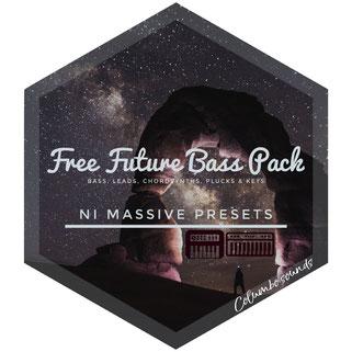 Free Future Bass NI Massive Presets