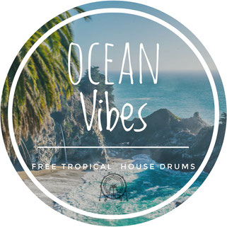 Ocean Vibes: Free Tropical House Drums