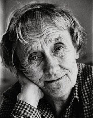 Portrait von Astrid Lindgren