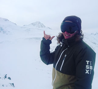 SBX athlete Toby
