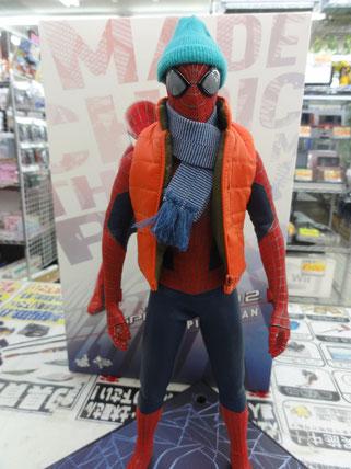 ホットトイズ スパイダーマン 買取