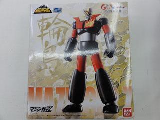 スーパーロボット超合金 永井豪記念館限定 マジンガーZ 輪島塗
