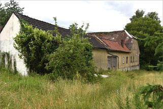 Hammermühle bei Oberselters von Nordosten