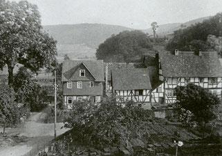 Biedenkopf-Ludwigshütte, Arbeitersiedlung