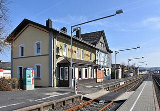 Bahnhof Großen-Buseck