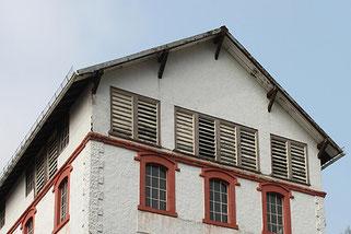 Brauerei Balbach (vor dem Umbau)