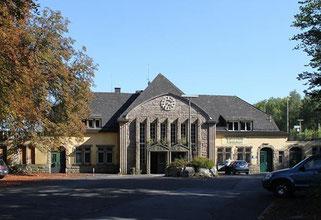 Bahnhof von Haiger