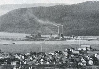 Haigerer Hütte (Agnesenhütte) um 1910