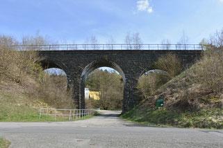 Viadukt bei Frechenhausen